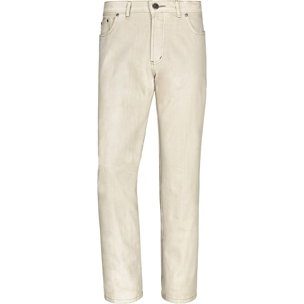 Jan Vanderstorm 5-Pocket-Jeans »GUNNAR«, angenehmer Stretch-Denim