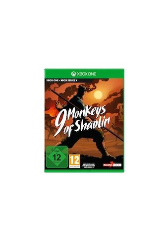 Spiel »9 Monkeys of Shaolin«, Xbox One kaufen