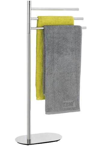 kela Handtuchhalter »Lucido«, freistehend mit 3 Handtuchstangen kaufen
