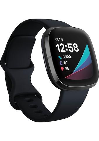 fitbit Smartwatch »Sense«, (FitbitOS5 inkl. 6 Monate Fitbit Premium) kaufen