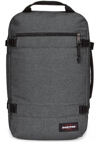 Eastpak Laptoprucksack »Golberpack, black denim«, enthält recyceltes Material (Global... kaufen