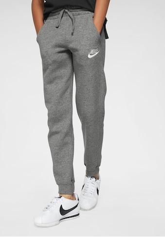 Nike Sportswear Jogginghose »BOYS NIKE SPORTSWEAR CLUB FLEECE JOGGER PANT« kaufen