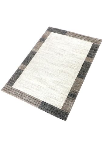 Living Line Teppich »Carlo 1«, rechteckig, 12 mm Höhe, modernes Design, Wohnzimmer kaufen