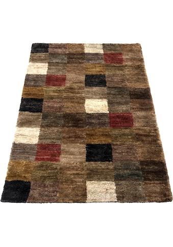 Home affaire Teppich »Diamond«, rechteckig, 10 mm Höhe, Wohnzimmer kaufen