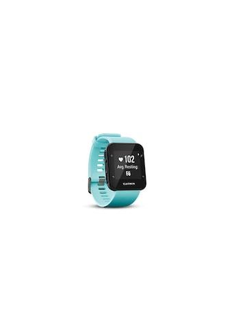 Garmin Fitnessuhr »GPS-Sportuhr Forerunner 35 Frostblue Türkis Schwarz« ( kaufen