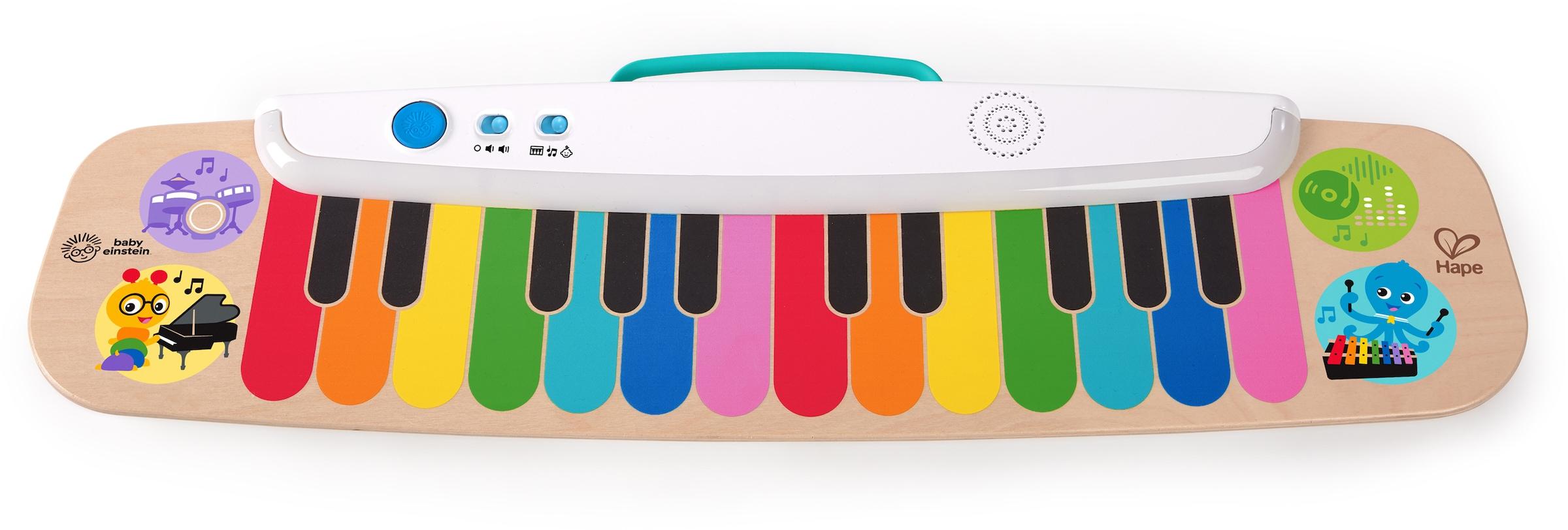 Image of Baby Einstein Spielzeug-Musikinstrument »Magisches Touch Keyboard«, mit Licht & Sound