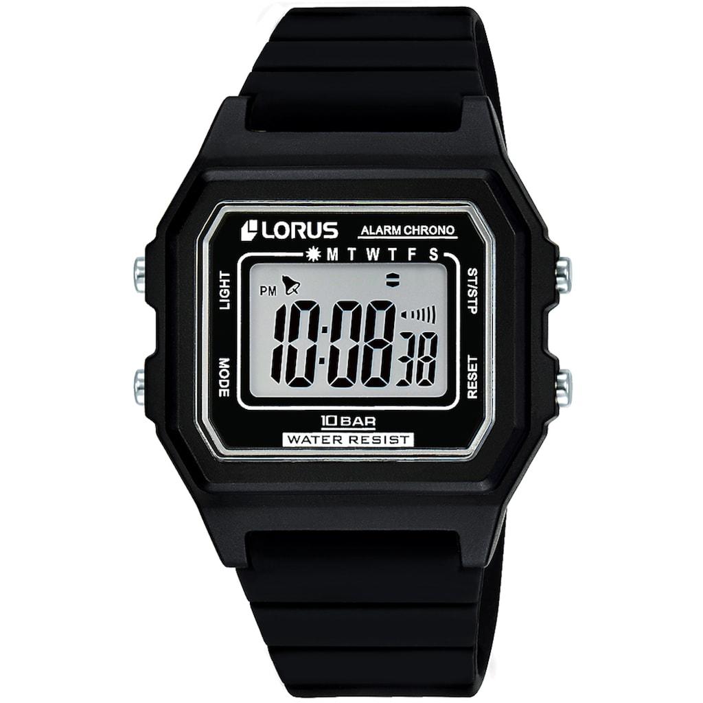 LORUS Chronograph »Lorus Sport, R2305NX9«