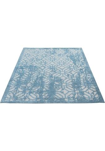 Teppich, »Carina 6930«, Sehrazat, rechteckig, Höhe 2 mm, maschinell gewebt kaufen