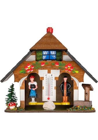 Christoffel Tischuhr »Wetterhäuschen Christoffel« kaufen