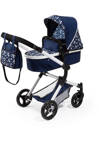 """Bayer Kombi - Puppenwagen """"Vario, Blau/Weiss"""" kaufen"""