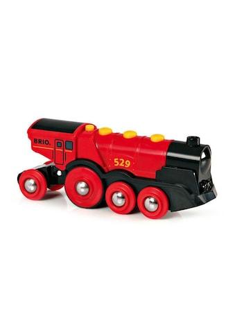 BRIO® Spielzeug-Lokomotive »Rote Lola Batterielok« kaufen