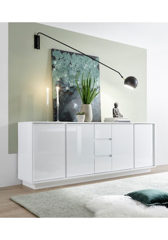 LC Sideboard »Ice«, grifflos kaufen