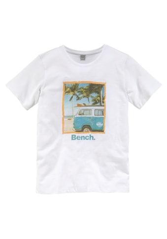 Bench. T-Shirt »Strand und Palmen« kaufen