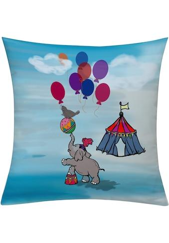 emotion textiles Kissenhülle »Zirkus«, (1 St.) kaufen