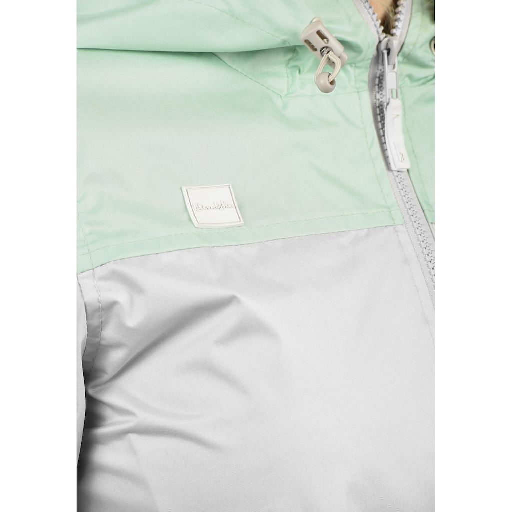 Blendshe Kurzjacke »Briddi«, Jacke im Colorblocking-Style