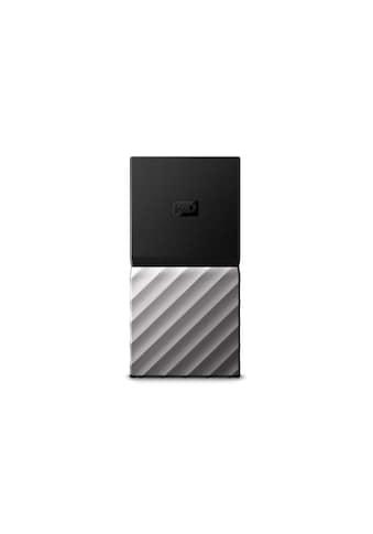 Externe SSD, Western Digital, »My Passport 256 GB« kaufen