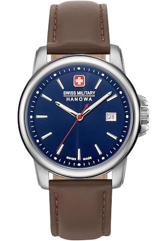 Swiss Military Hanowa Schweizer Uhr »SWISS RECRUIT II, 06-4230.7.04.003« kaufen