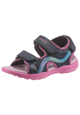 Geox Kids Sandale »VANIETT«, mit praktischen Klettverschlüssen kaufen