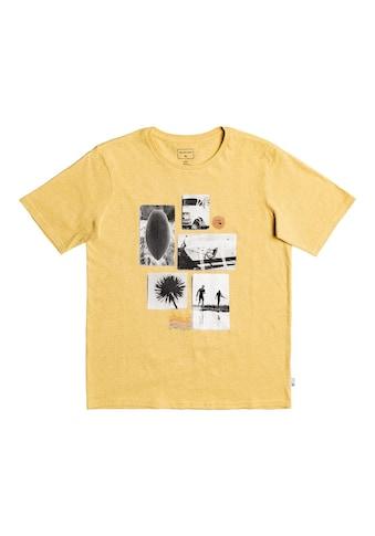 Quiksilver T-Shirt »Custom Weather« kaufen