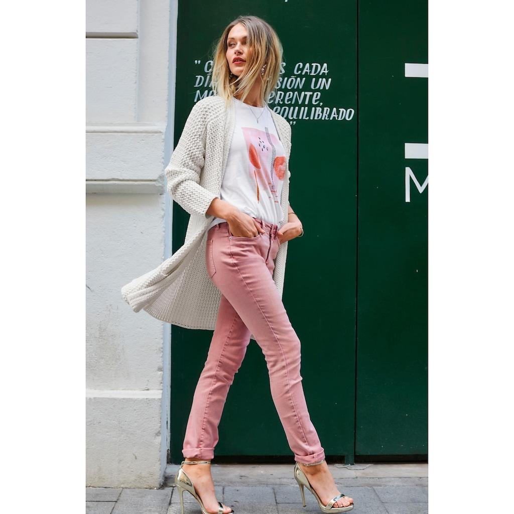 Aniston CASUAL Slim-fit-Jeans, regular waist