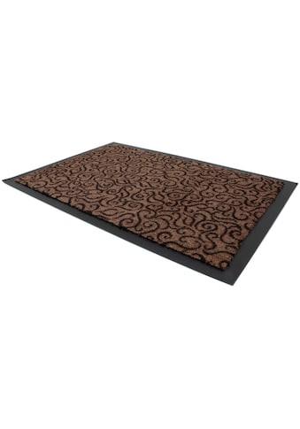Primaflor-Ideen in Textil Fussmatte »BRASIL«, rechteckig, 6 mm Höhe, Schmutzfangmatte,... kaufen