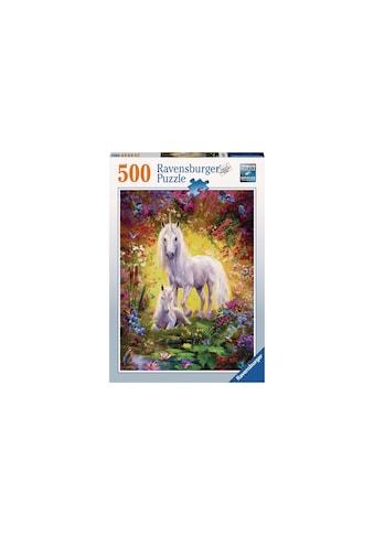 Ravensburger Puzzle »Einhorn mit Fohlen« kaufen