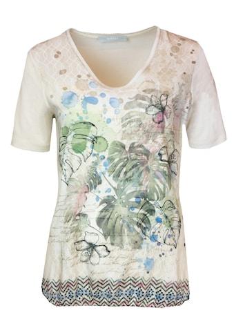 bianca Print-Shirt »EDIRA«, mit aufregendem Mustermix im Jungle- & Ethno-Stil kaufen