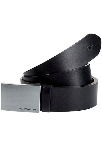 TOM TAILOR Koppelgürtel, mit Schriftzug auf der Schliesse kaufen