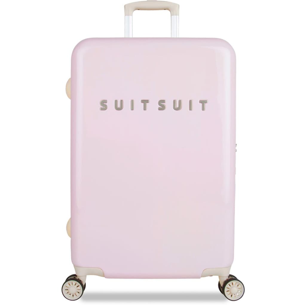 suitsuit Hartschalen-Trolley »Fabulous Fifties, 66 cm«, 4 Rollen