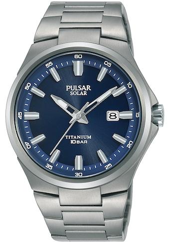 Pulsar Solaruhr »Pulsar Solar Titan, PX3211X1« kaufen
