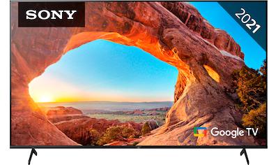 "Sony LCD-LED Fernseher »KD-75X85J«, 189 cm/75 "", 4K Ultra HD, Smart-TV, Smart TV kaufen"