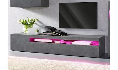 Tecnos Lowboard, Breite 200 cm, ohne Beleuchtung kaufen