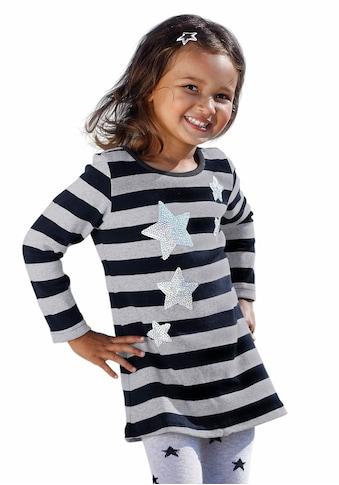 KIDSWORLD Longshirt, mit Sternen aus Pailletten kaufen