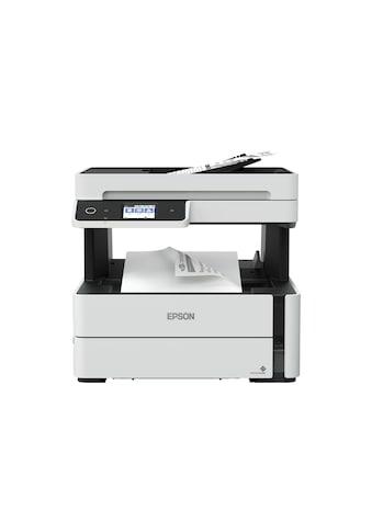 Multifunktionsdrucker, Epson, »EcoTank ET - M3170« kaufen
