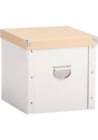 Zeller Present Aufbewahrungsbox kaufen