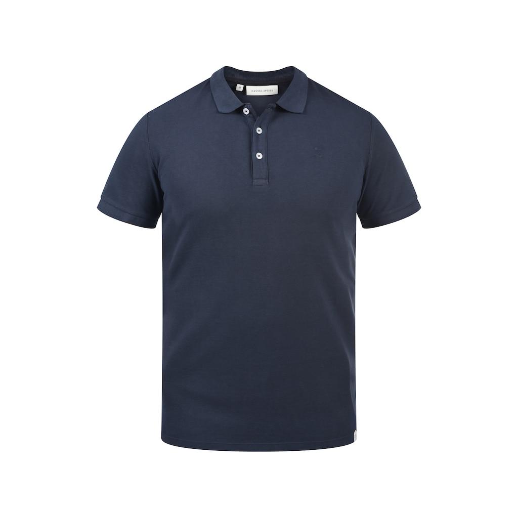 Casual Friday Poloshirt »20503229«, Polo mit modischen Details