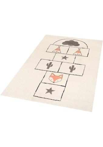 Kinderteppich, »Vinetu«, Zala Living, rechteckig, Höhe 9 mm, maschinell gewebt kaufen