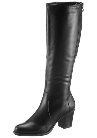 Tamaris Stiefel »TORA«, variable Schaftweite durch Reissverschluss kaufen