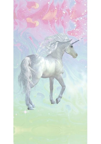 good morning Strandtuch »Unicorn«, (1 St.), mit Einhorn kaufen