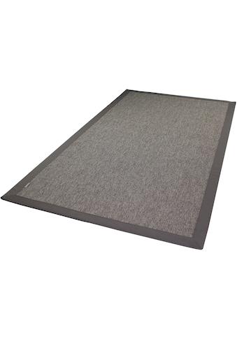 Dekowe Teppich »Naturino Rips, Wunschmass«, rechteckig, 7 mm Höhe, Flachgewebe, Sisal-Optik, In- und Outdoor geeignet, Wohnzimmer kaufen
