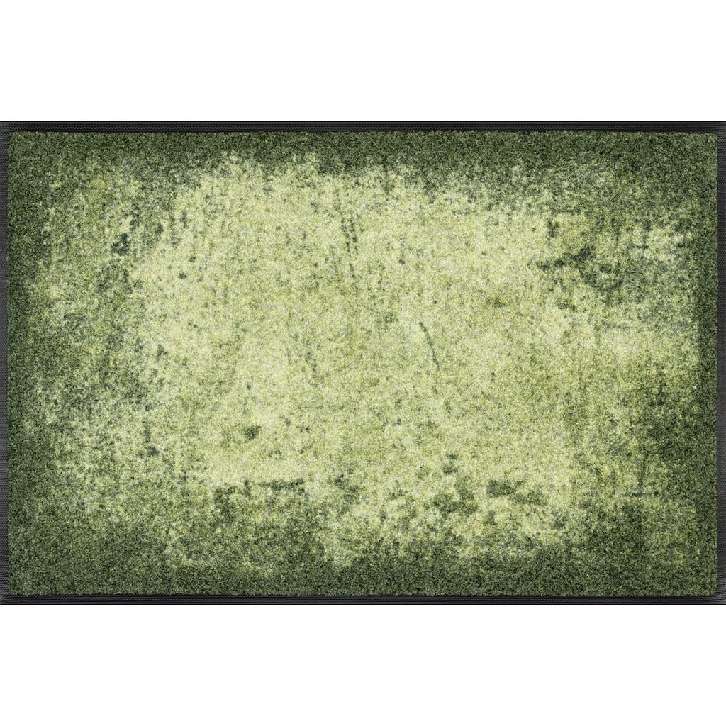 wash+dry by Kleen-Tex Fussmatte »Shades of Grey«, rechteckig, 7 mm Höhe, Schmutzfangmatte, waschbar