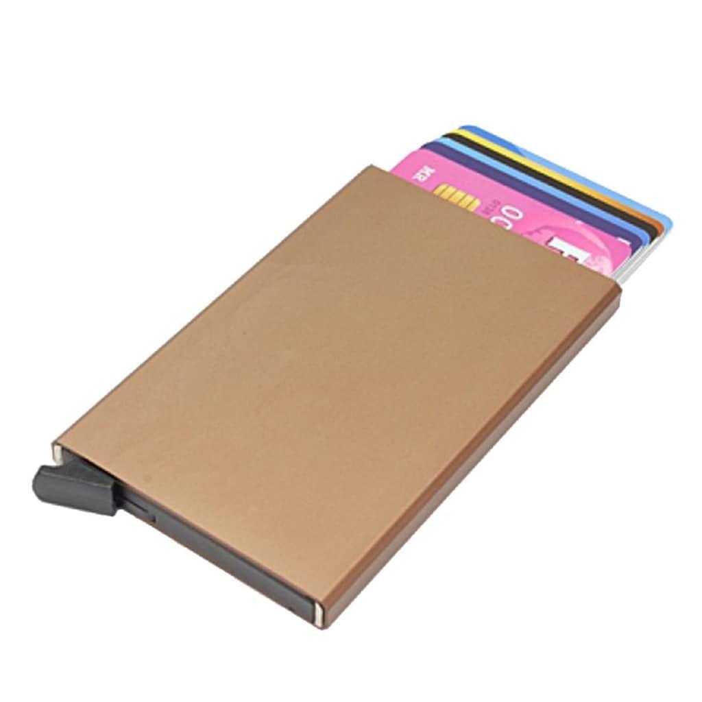 Figuretta Mini Geldbörse, Kartenetui mit RFID ausgestattet