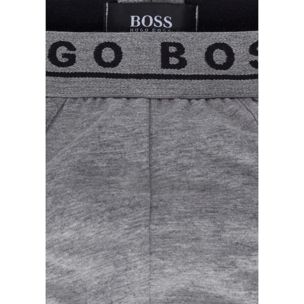Boss Slip, mit Logo Webbund