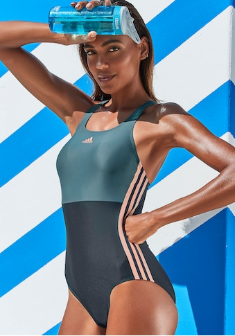 adidas Performance Badeanzug, im Colorblocking-Design kaufen