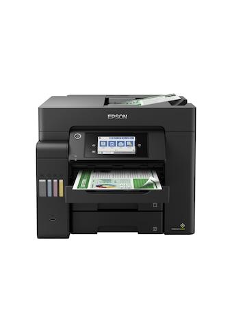 Multifunktionsdrucker, Epson, »EcoTank ET - 5800« kaufen
