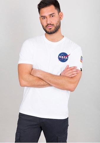Alpha Industries Rundhalsshirt »Space Shuttle T« kaufen