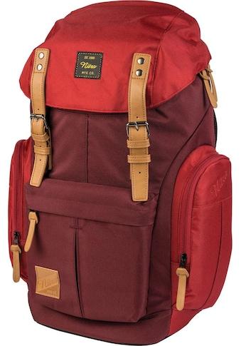 NITRO Freizeitrucksack »Daypacker, Chili«, mit Laptopfach kaufen