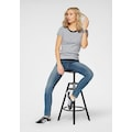 Flashlights Jeansjeggings, (Packung, 2er-Pack), High Waist