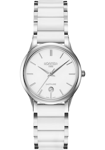 Roamer Schweizer Uhr »C-Line Ladies, 657844 41 25 60« kaufen