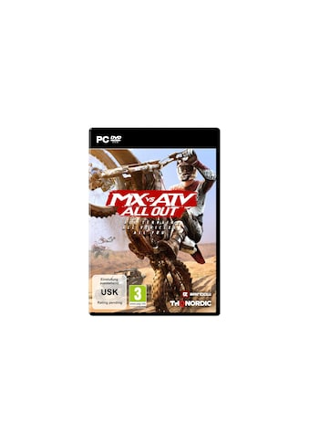 THQ Spiel »MX vs. ATV All Out«, PC kaufen